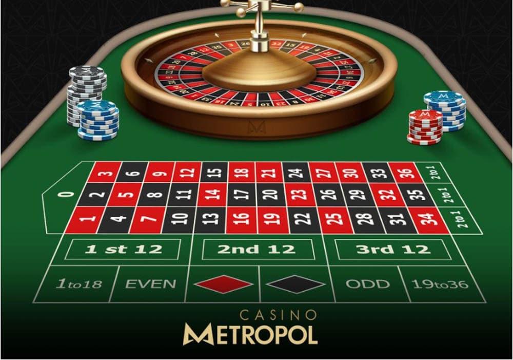 casino metropol rulet oyna