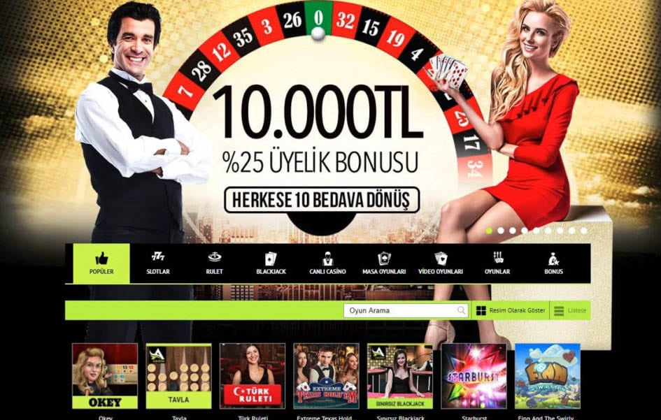 anadolu casino rulet bonuslari
